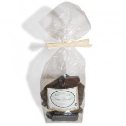 Crêpes dentelle au chocolat noir