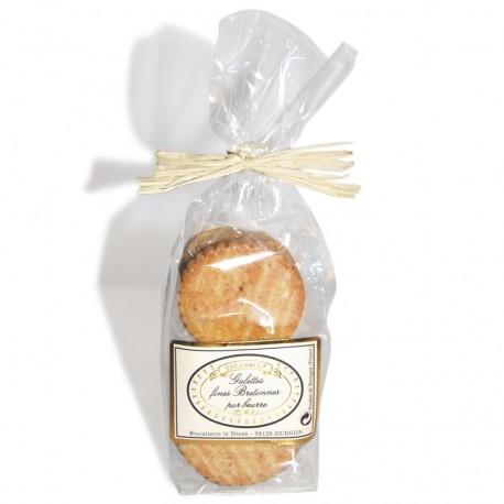 Galette fine bretonne caramel