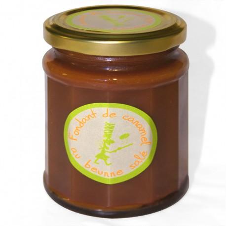 Fondant de Caramel au beurre salé